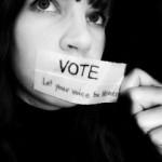 Första kvinnorna får rösta i Saudiarabien