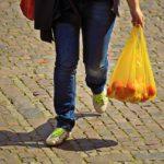 2,5 miljoner färre plastpåsar efter ny lag