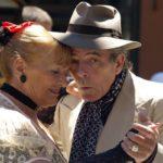Harriet, 84, lindrar sin artros med att dansa