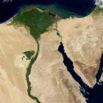 Forskare använder avloppsvatten för att odla skog i Egyptens öken